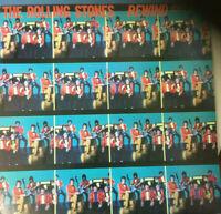The Rolling Stones Rewind 1971 - 1984 Original Vinyl LP