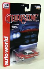 Autoworld 1/64 Scale - Christine 1958 Plymouth Fury Diecast model car