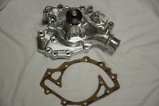Polished Aluminum High Volume Mechanical 429 460 BIG BLOCK Ford Water Pump