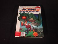 Space Harrier (Commodore 64/128, 1987) Brand New Factory Sealed Disk