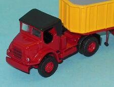 MINICIRQUE - Tracteur Marmon M426 - REF HO07 - ECH 1/87
