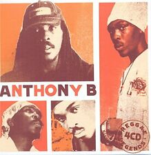 Anthony B - Reggae Legends [CD]