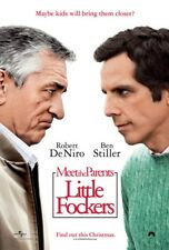 LITTLE FOCKERS MOVIE POSTER 2 Sided ORIGINAL ADV 27x40