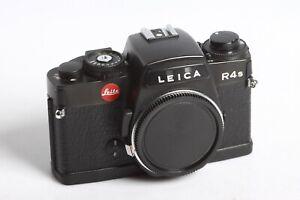 Leica R4s Gehäuse black R4 S