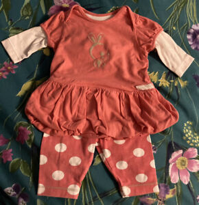 Baby Girl Outfit - Tiny Baby