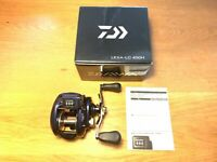 Daiwa LEXA-LC400H Lexa-LC 6.3:1 Line Counter Baitcast Right Hand Fishing Reel
