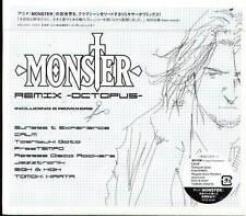 MONSTER REMIX OCTOPUS - Japan CD - NEW Jazztronik CALM