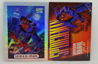 MARVEL MASTERPIECE 1994 * LIMITED EDITION HOLOFOIL #8 OF 10 * SPIDER-MAN *