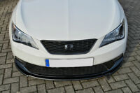 For SE Seat Ibiza 6J SC ST Front Bumper Lip Cup Skirt Chin Valance Splitter