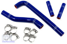 HPS Silicone Radiator Hose Kit for WR250F 01-06 YZ250F 01-05 Dirt Bike - Blue