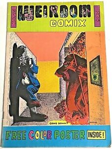 WEIRDOM COMIX#15 VG/FN 1971 WEIRDOM PUBLICATIONS