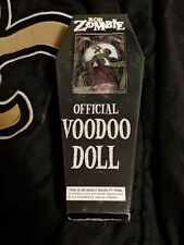Rob Zombie Official Voodoo Doll 2011