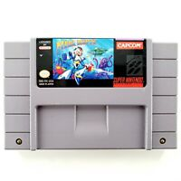 Mega Man X (Super Nintendo Entertainment System 1994) Authentic Cart Only Tested