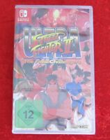 Ultra Street Fighter II The Final Challengers, Nintendo Switch Spiel, Neu
