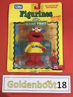 VINTAGE 1993 SESAME STREET - ELMO FIGURE BY CHILD DIMENSION HASBRO BOXED