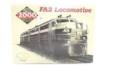 Proto 2000 HO Erie FA2 Powered A-Unit Diesel Engine Locomotive # 8312 NEW 1