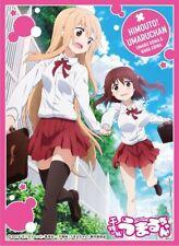 Umaru & Nana Card Game Character Sleeves Himouto! Umaru-chan EN-180 Anime Art