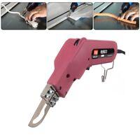 100W 120V/230V Electric Banner Rope Sponge Hot Knife Cutter Cutting Tool US