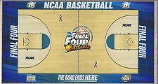 2013 Men's NCAA Final Four Replica Floor Piece Atlanta Connor Flooring