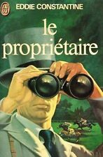 Le propriétaire // Eddie CONSTANTINE // Monde hippique // Policier // Jet Set