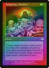 Temporary Insanity FOIL Torment NM Red Uncommon MAGIC GATHERING CARD ABUGames