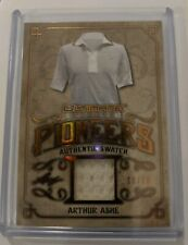 2019 Leaf Ultimate Sports Arthur Ashe Pioneers Authentic Swatch /20