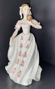 COALPORT Figurine House of Hanover.  Number 215 in a Limited Edition of 500.