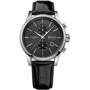 Hugo Boss Jet Sport Herrenchronograph Datum Armbanduhr HB1513279 Neu mit Box