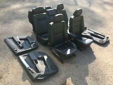 Vauxhall Zafira B full leather interior 7 seats with door cards 2005 - 2012