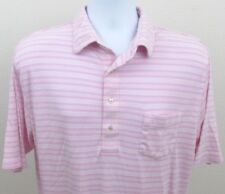 Peter Millar Men's Striped Shirt Large