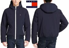Tommy Hilfiger Mens Navy Blue Winter Soft Shell Insulted...