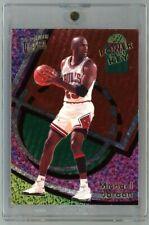 Michael Jordan 1993-94 Fleer Ultra POWER IN THE KEY Chicago Bulls HOF #2