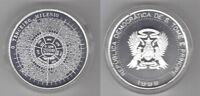 SAINT THOMAS AND PRINCE SILVER 2000 DOBRAS COIN 1998 YEAR KM#86 MILLENNIUM +COA