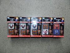 Radz Five Nights at Freddy's candy & dispenser - 5 Packs