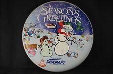 Discraft Christmas 2012 Dealer Disc Ultra-Star New Prime Disc Golf Very Rare