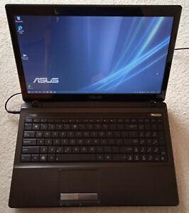 """Asus A53TA 15.6"""" A6-3400M Quad-Core 4GB RAM 500GB HDD Laptop"""