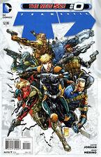 Team Seven (Team 7) #0 Unread New Near Mint New 52 DC 2012