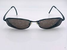 Ray Ban RB3198 Sleek Black Metal Oval Sunglasses Italy FRAMES ONLY