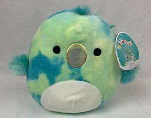Kelly Toys Squishmallows Soft Plush Toy 8 inches OMARI the Bird