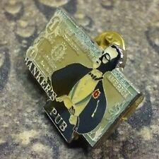 Banker's Pub pin badge