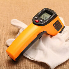 GM330 Digital Non-Contact Laser Temperature Gun IR Infrared Thermometer Sight