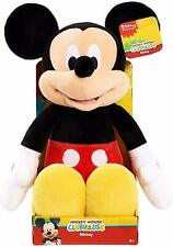 "Disney Mickey Mouse Clubhouse Plush Stuffed Animal Medium Size 18"""