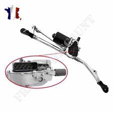 Mécanisme d'essuie-glace + moteur d'essuie glace avant de Fiat Punto = 46834851
