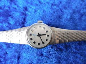schöne,alte Armbanduhr__Junghans__835 Silber __!