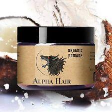 Alpha Hair - Organic Pomade