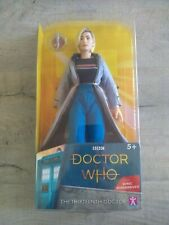 Dr Who 13th Thirteenth Doctor Action Figure Jodie Whittaker 10' BBC 2018