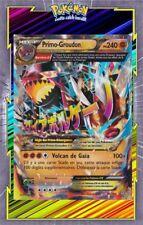 Primo-Groudon EX - XY5:Primo Choc - 86/160 - Carte Pokemon Neuve Française