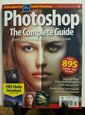 Photoshop Complete Guide Projects User Guide Tools Spring 2016 FREE SHIPPING JB
