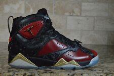 Nike Air Jordan 7 Retro DB Doernbecher BG Hare Lava Damien 898650-015 Size 4y