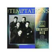 TEMPTATIONS - MOTOWNS GREATE [CD]